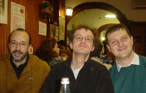 da destra cb Arcadia Ricciolo Manicomio-criminale